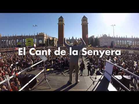 El Cant de la Senyera - Llibertat Presos Polítics