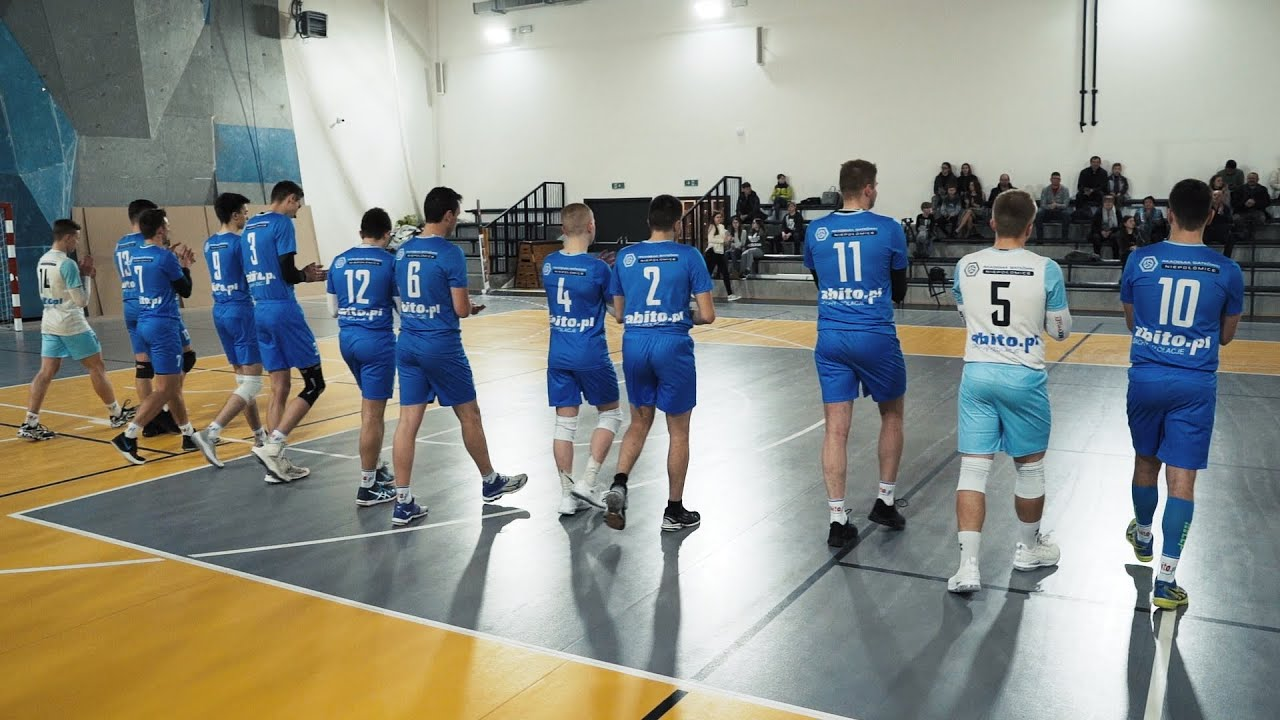 UKS AS Niepołomice. This is volleyball!