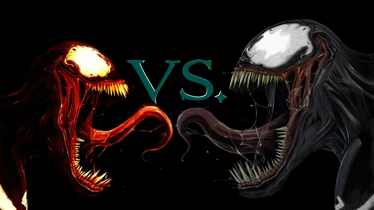 Venom vs. Carnage - YouTube