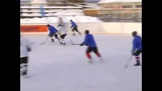Ветеранский турнир по хоккею с шайбой