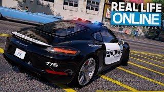 MIT ZOCKERBROT AUF STREIFE! 😱 - GTA 5 Real Life Online