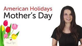 American Holidays - Mother
