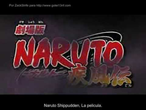 Trailer Naruto shippuden KIZUNA Subtitulada en español.