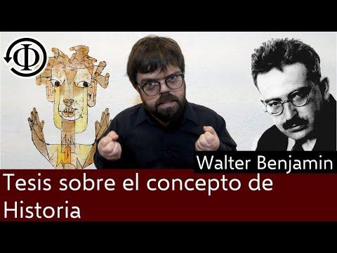 Tesis sobre la historia - Walter Benjamin