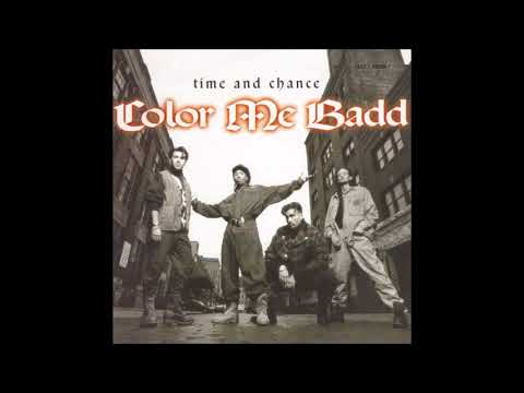 Color Me Badd - Time & Chance (Allstar's Beat Down Remix) (1993)