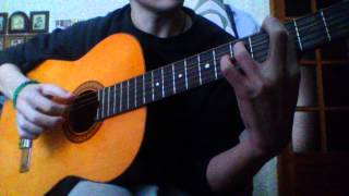 მზე დამაქვს ხურჯინით (Guitar Lesson) MP3