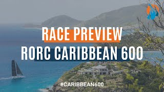 RORC Caribbean 600 2020 | Race Preview