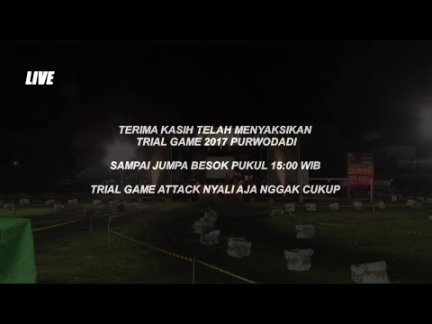 76 Trial Game Attack 2017 - Seri 7 Purwodadi ( Day 1)