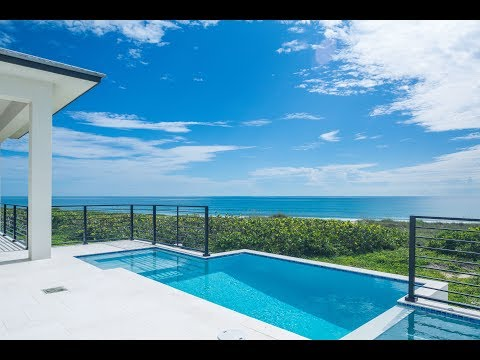 4434 North Highway A1A Hutchinson Island, Florida - Luxury Oceanfront Home