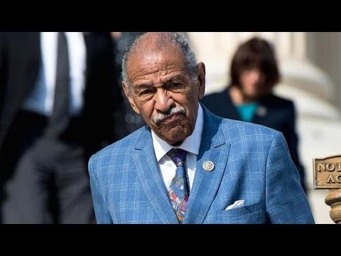 WATCH: John Conyers' Lawyer Gives Press Conference