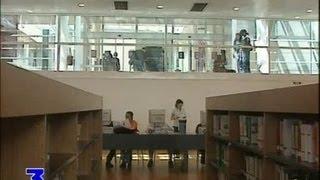 Université Paris VIII : nouvelle bibliothèque