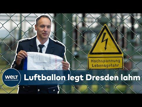 BLACKOUT in DRESDEN: Polizei nach MEGA-STROMAUSFALL geht von Unfall aus