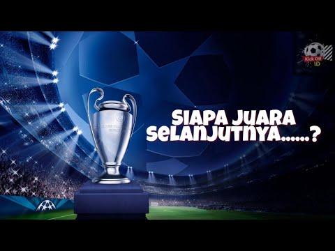 4 Kandidat Juara Liga Champions Musim 2019/2020