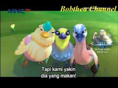 Pada Zaman Dahulu   Serigala Yang Nakal Subtitle Indonesia
