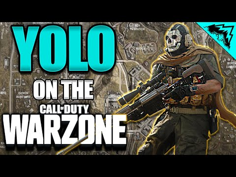 """""""I Am The DAMN Commanding Officer"""" - YOLO On The Warzone - Call Of Duty: Battle Royale"""