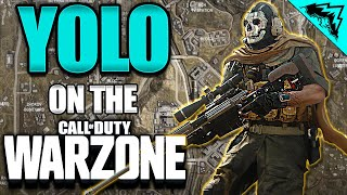 'I am the DAMN Commanding Officer' - YOLO on the Warzone - Call of Duty: Battle Royale