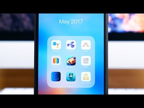 Top 10 iOS Apps of May 2017!