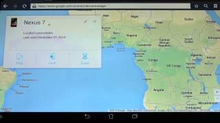 видео Android Device Manager Google как пользоваться
