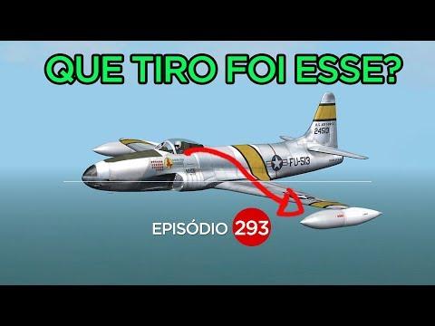 O HOMEM QUE ATIROU NO PRÓPRIO AVIÃO EP. 293