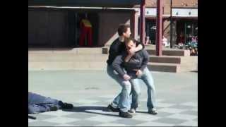 Прийоми самозахисту / Krav Maga self-defense / Израильская Крав-Мага – защита на улице