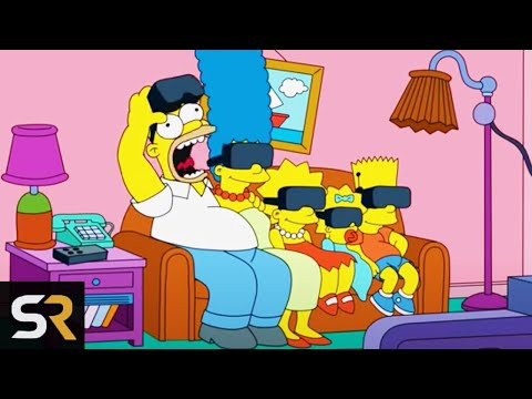 10 Most Relatable Simpsons Couch Gags