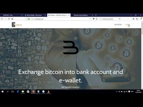 2018 Exchange bitcoin into bank account,paypal,payoneer,skrill,neteller with very little fees.