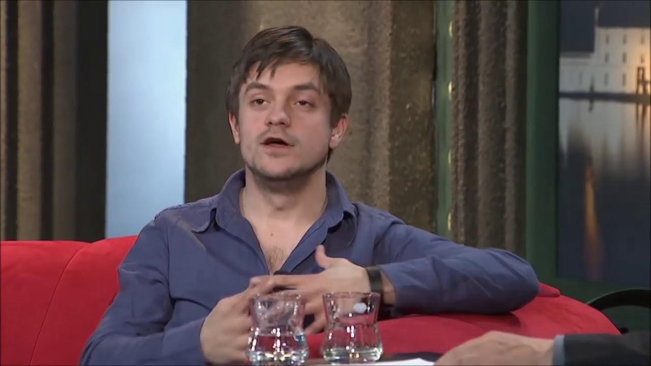 2. Jiří Mádl - Show Jana Krause 28. 3. 2014