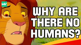 Lion King Theory: Why Are There No Humans?