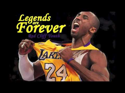 Legends Are Forever - Red Cliff Youth