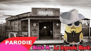 black m feat dr beriz la lgende black version minions