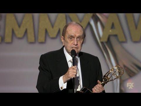 Bob Newhart wins Emmy Award for The Big Bang Theory (2013)