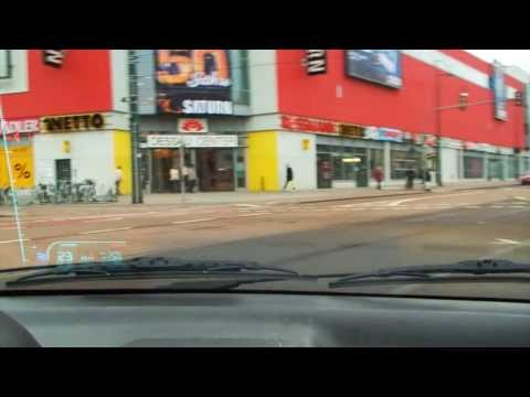HUDWAY — Augmented reality on the windshield HUD, Head Up Display  Drive safel MyMine