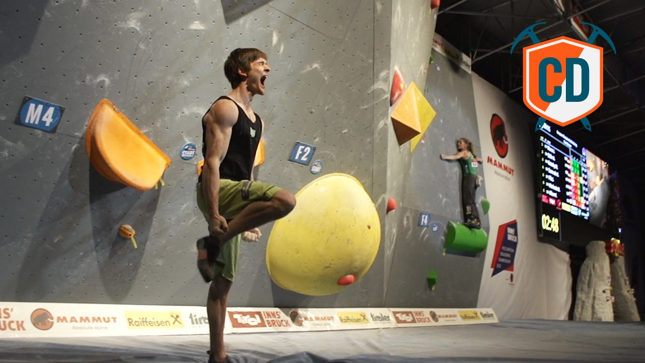 Hojer And Wurm Secure German Double At European Bouldering Champs | EpicTV  Climbing Daily, Ep  503