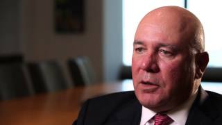 Jay Rains and Roger Meltzer discuss the DLA Piper Global Vision