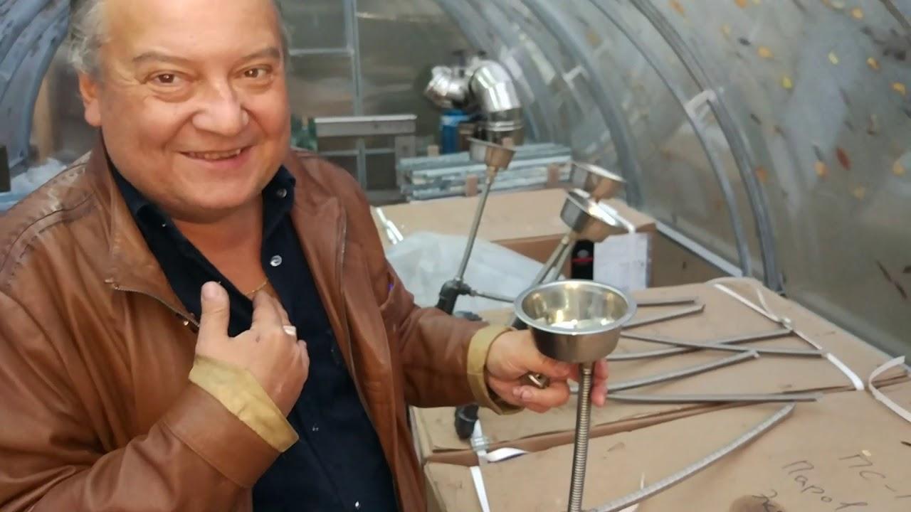 Печь под казан из кирпича!При поддержке магазина в г. Краснодаре .