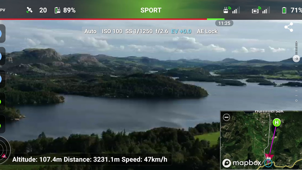 Litchi 4 8 on Android : CE/FCC mode switch ? => YES | DJI Spark