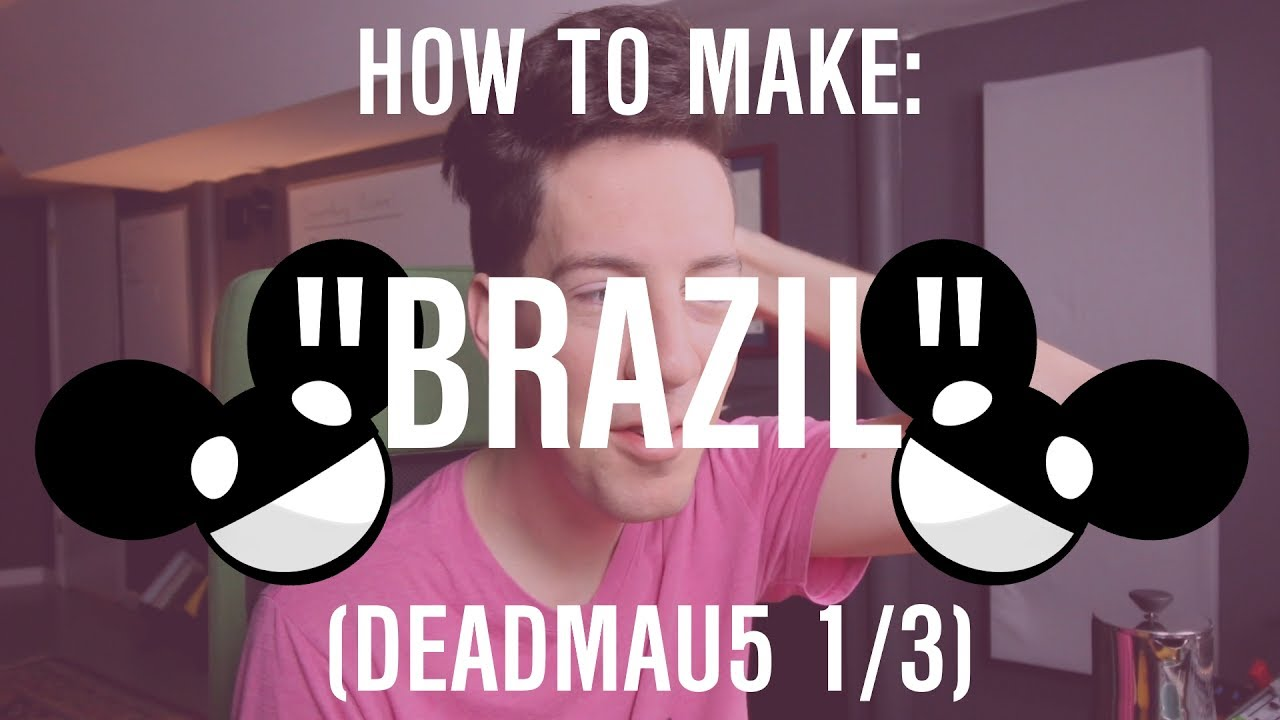how to make deadmau5 music