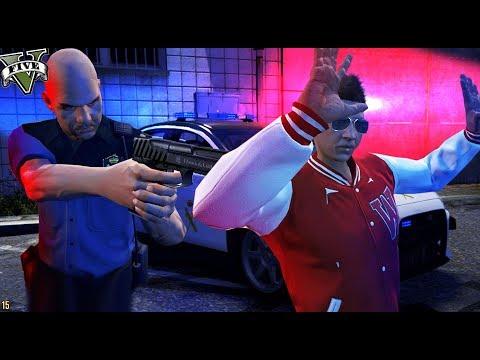 GTA 5 LIFE - POLICÍAS CORRUPTOS XDD - Nexxuz thumbnail