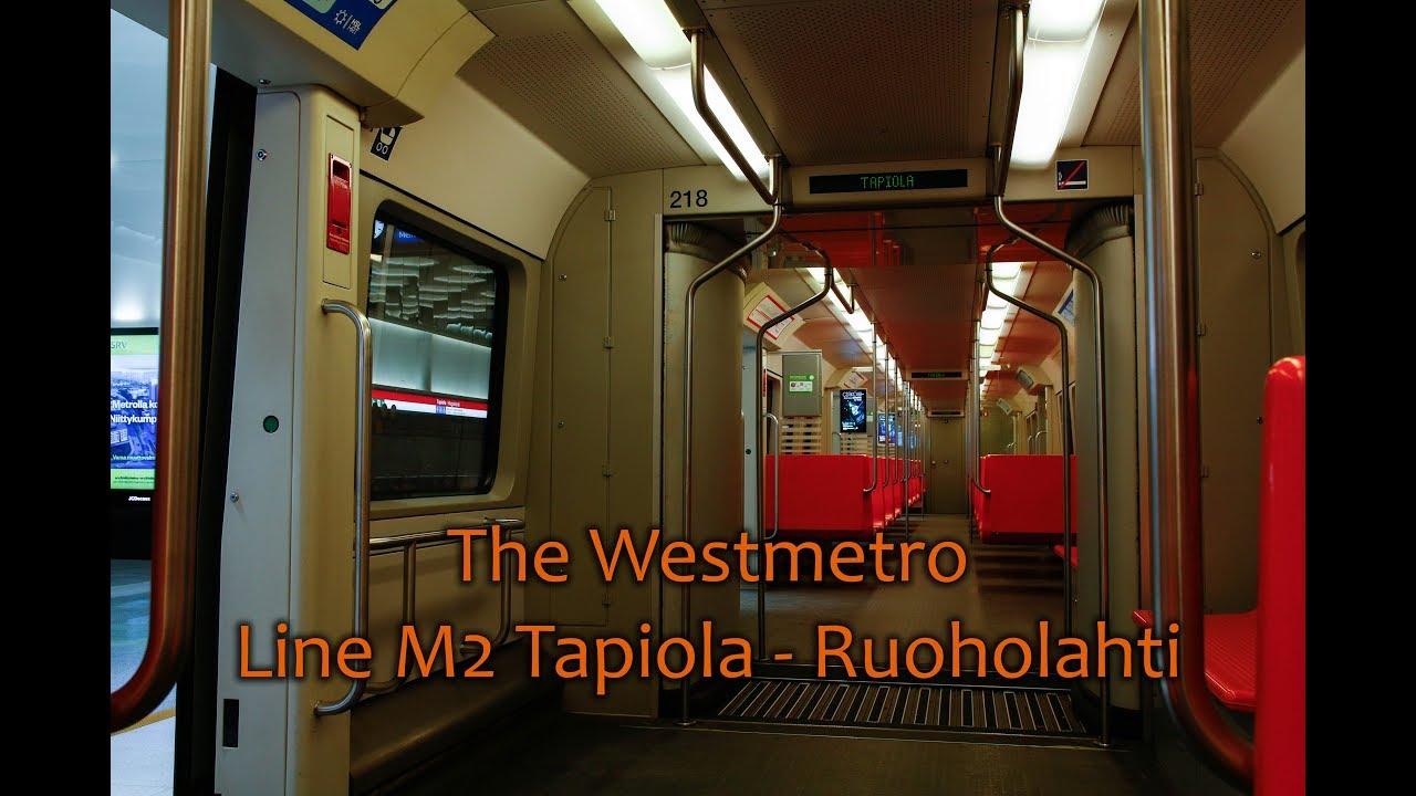 Metro Ruoholahti