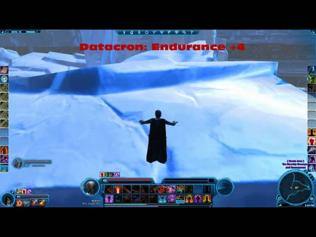 SWTOR Datacron Locations - Hoth (Sith Empire)