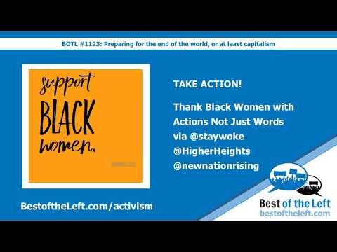 TAKE ACTION! Actions Not Just Words - Best of the Left Activism