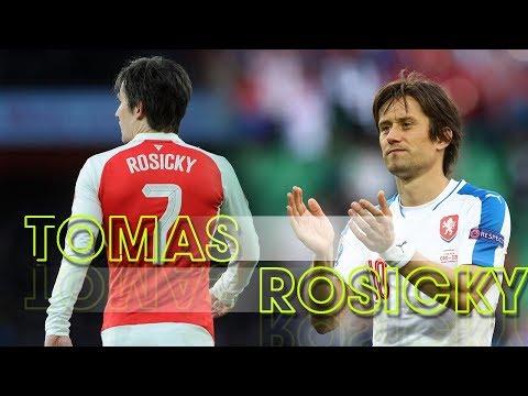 """Tomas Rosicky   Khi """"tiểu Mozart"""" ngừng viết nhạc"""