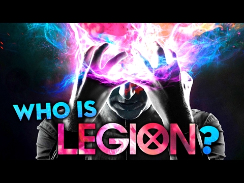 Who is Legion? Powers, Origin, and More EXPLAINED!