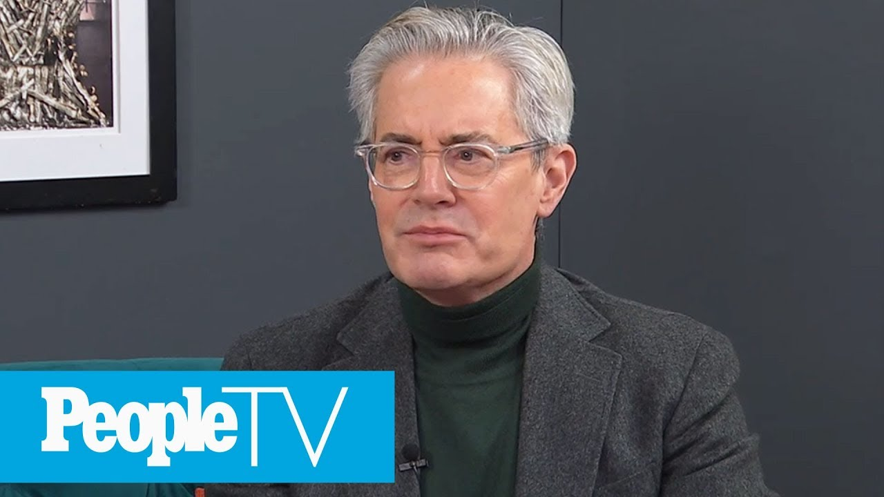 Kyle MacLachlan On His Cary Grant Impression In 'Touch Of Pink' | PeopleTV