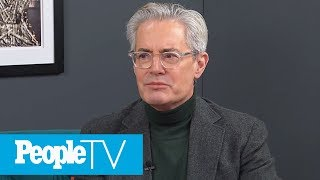 Kyle MacLachlan On His Cary Grant Impression In 'Touch Of Pink' | PeopleTV | Entertainment Weekly