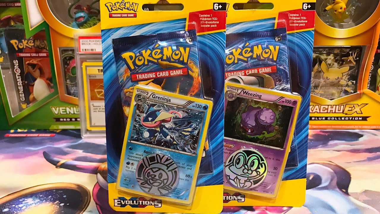 ONLY 99 CENTS Opening 7 Evolutions Checklane Blisters