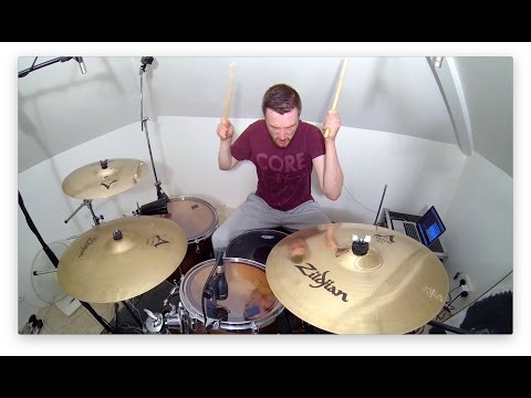 Guns N' Roses - Welcome to the Jungle - Drum Cover