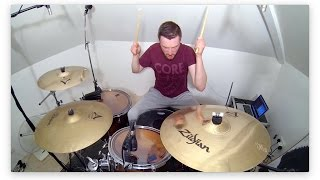 Guns N Roses Welcome to the Jungle - Drum Cover.mp3