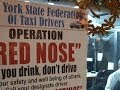 Operation Red Nose helps drunk drivers get home