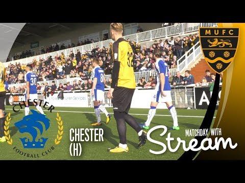 Maidstone United Vs Chester FC (28/10/17)